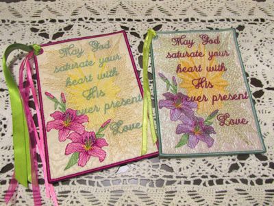 SYMPATHY ENCOURAGEMENT CARD ITH-in the hoop embroidery designs, in the hoop cards, in the hoop sympathy card, in the hoop encouragement card