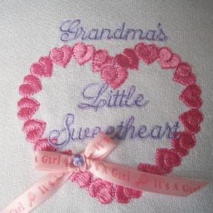 GRANDMA'S  SWEETHEART 4x4