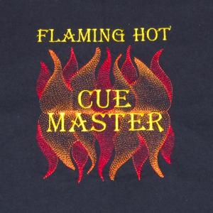 FLAMING HOT Q MASTER 5X7