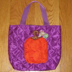 Thanksgiving Fall pumpkin Halloween applique embroidery in the hoop pocket designs 3-D