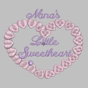 Nana's Little Sweetheart 4x4