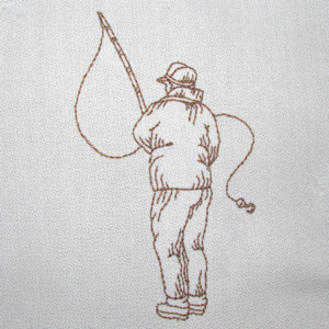 FISHERMAN 1 REDWORK 4X4